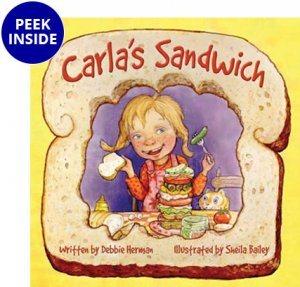 Carla's Sandwich - Flashlight Press