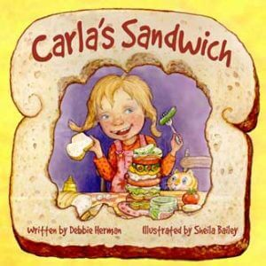 creativity, peer pressure, food, sharing, teasing, individuality, sandwiches, combinations, unique, bullying, teacher, school, social cooperation, nutrition, diet, making fun, confidence, food combinations and pairings, picky eaters, fairness, caring, respect, carla's sandiwch, el sandwich de carla