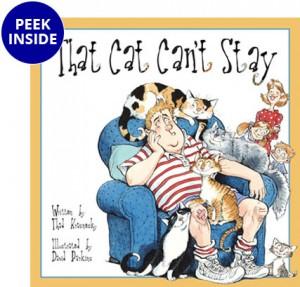 That Cat Can't Stay - Flashlight Press