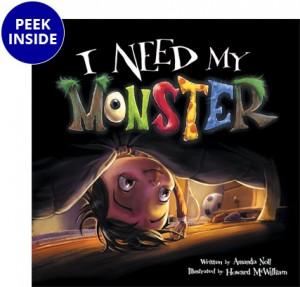 My Monster Goes To Night School