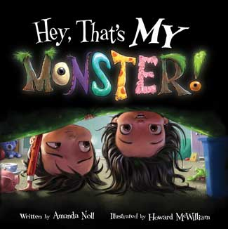 Hey, That's MY Monster!