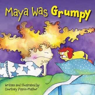 Maya Was Grumpy